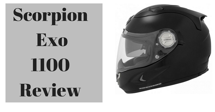 Scorpion Exo 1100 Review