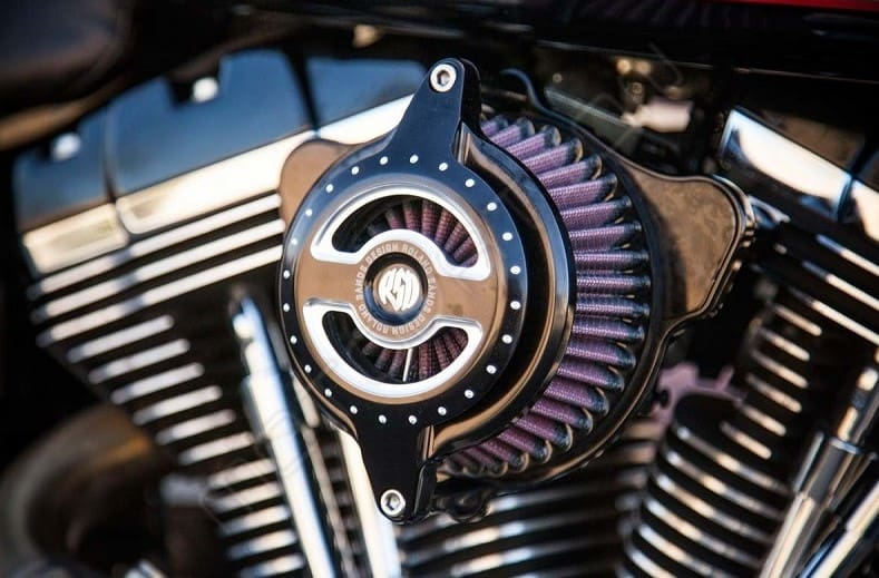 How to Paint Motorcycle Engine