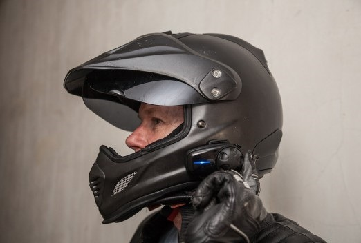 Motorcycle Helmet Speakers