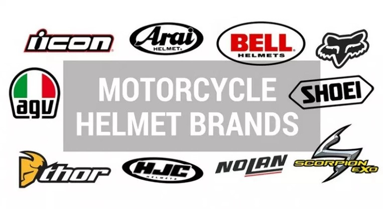 motorcycle helmet brands