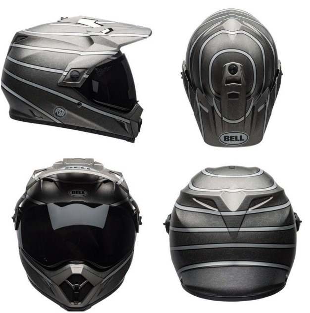 Bell MX-9 RSD Adventure MIPS Full-Face Motorcycle Helmet