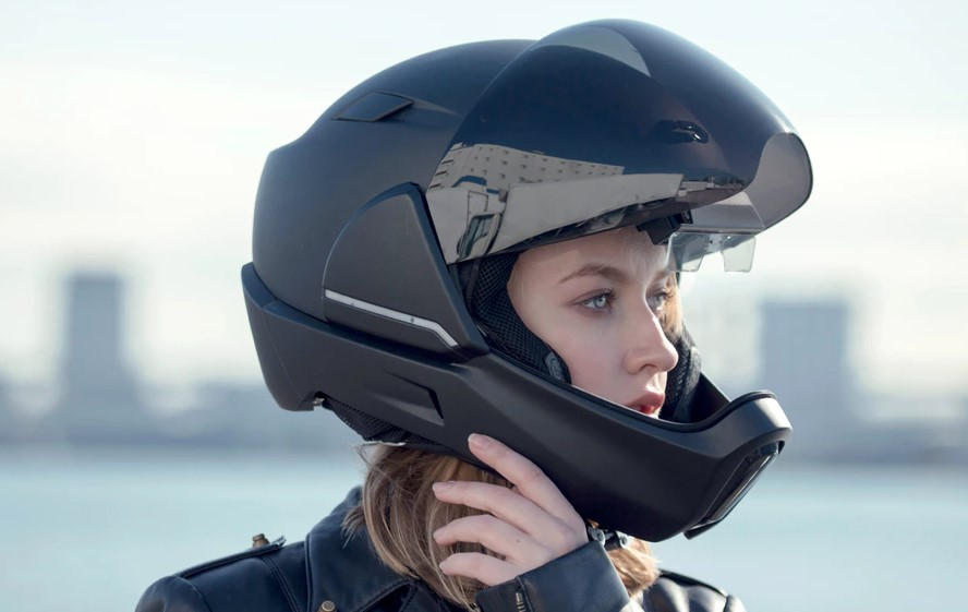 Smart Motorcycle Helmets