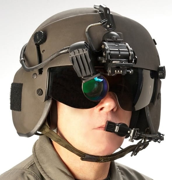 High-tech Helmets
